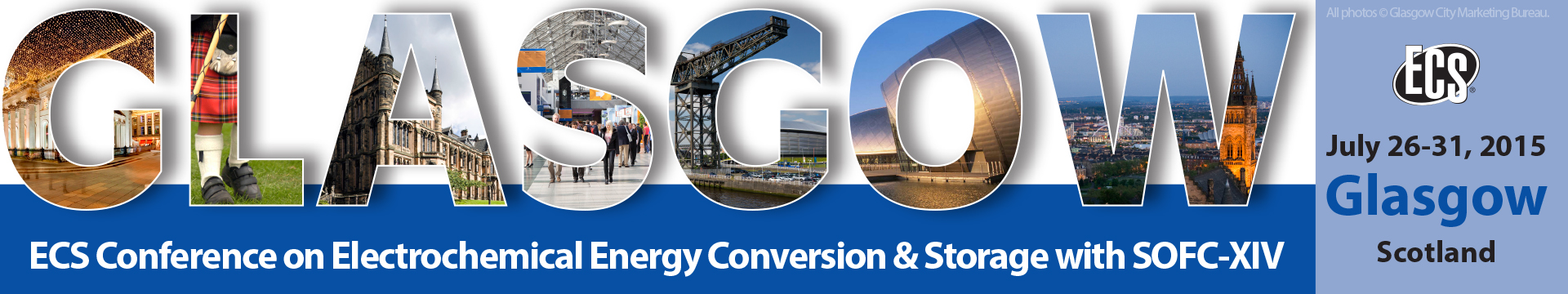 ECS Conference on Electrochemical Energy Conversion & Storage with SOFC-XIV (July 26-31, 2015): http://www.electrochem.org/meetings/satellite/glasgow/